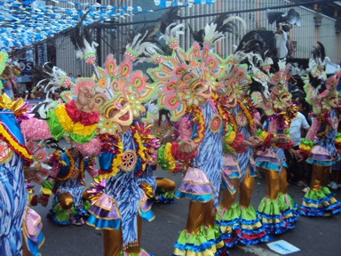 Masskara Festival in Bacolod by John Albert Pagunsan
